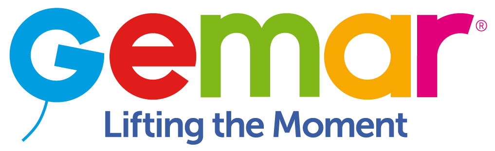 Logo Gemar Balloons