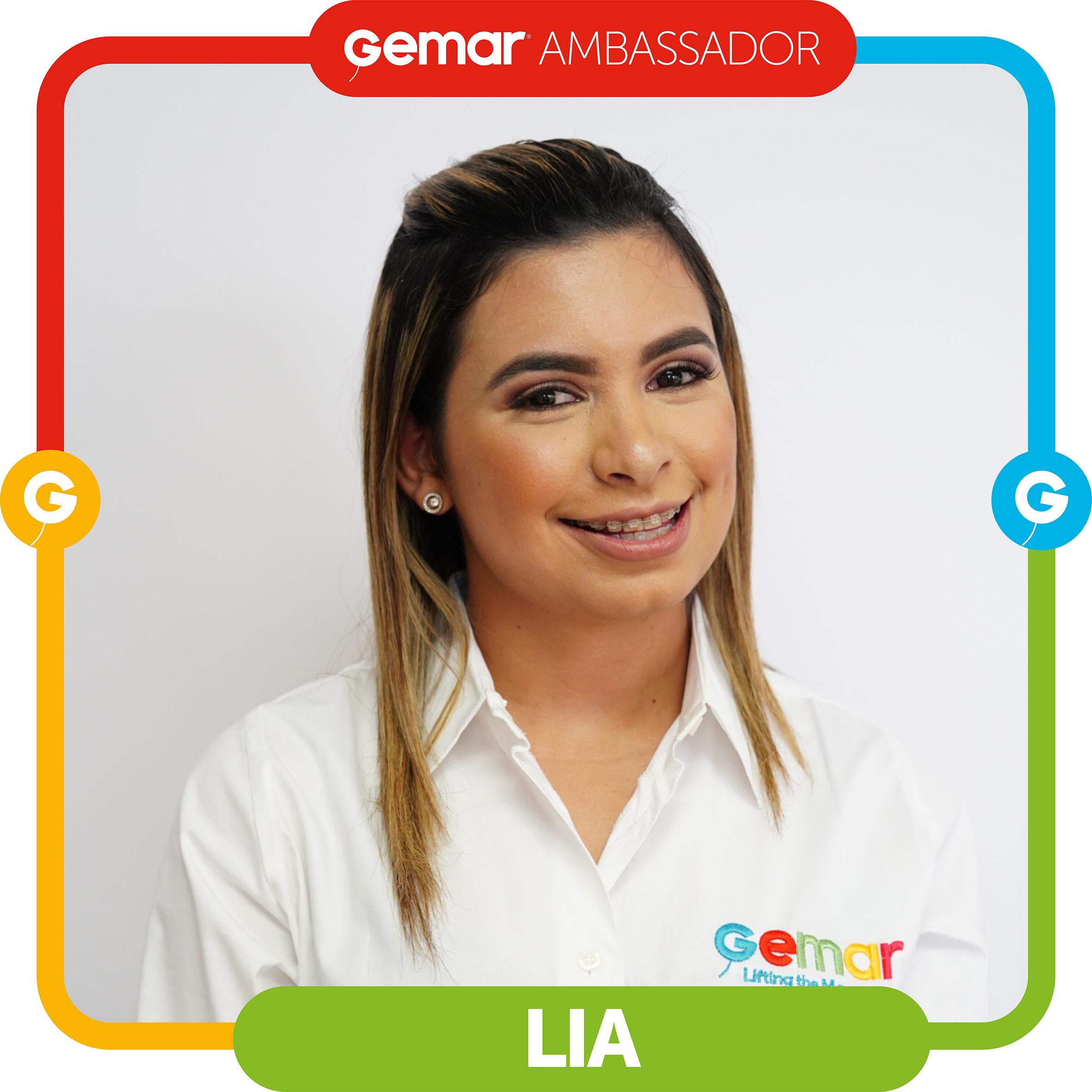 Lia Leottau